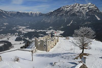Schlosskopf fortress - 02/03/13.