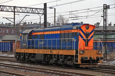 Kolprem S-257, Chorzów Batory - 08/02/13.