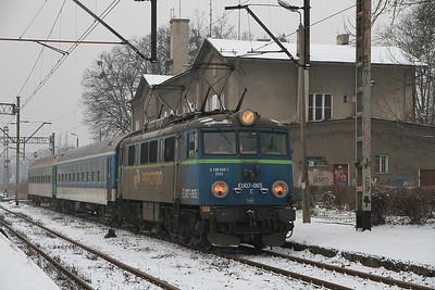 Polish Railways, 7th-10th February 2013