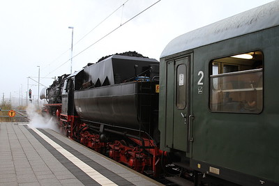 IGDN 52 8131, Freiberg (Sachs), DPE80334 08.05 Nossen-Neuhausen (Erzgb) 'Dampfsonderzug' - 06/12/14.