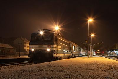 German & French Railways, 5th-10th December 2014