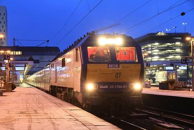 Veola 251001, Hamburg Altona, NOB81704 07.33 to Westerland (Sylt) - 02/02/14.