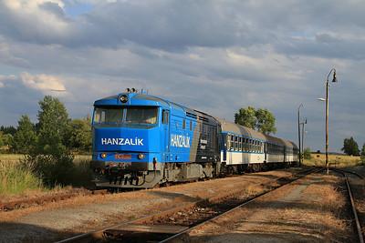 Austrian, Czech, Hungarian & Slovakian Railways, 28th June-6th July 2014