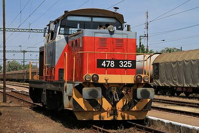 MÁV 478325, Kiskunhalas - 28/06/14.