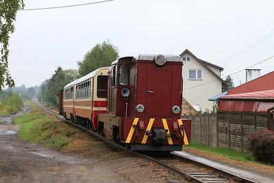 PGTKW Lxd2 465, Gołków, 10.00 Piaseczno Miasto-Tarczyn - 08/08/14.