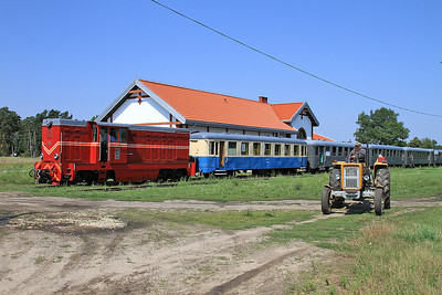 Polish Railways, 3rd-8th August 2014