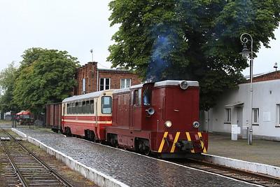 PGTKW Lxd2 465, Piaseczno Miasto, 10.00 to Tarczyn - 08/08/14.