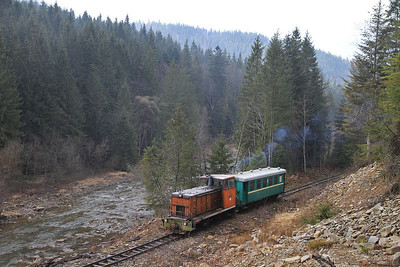 Polish and Ukranian Railways, 8th-12th March 2014