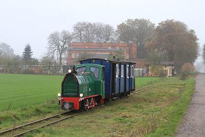 Polish Railways, 24th-27th October 2014