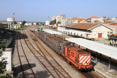 Portuguese Railways, 17th-21st October 2014