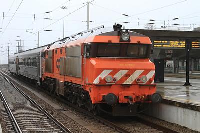 CP 1909, Porto Campanhã, 20511 PTG 'Portugal Diesel Farewell 2014' Day 1 - 18/10/14.
