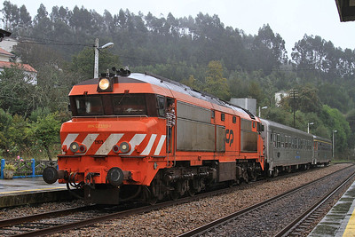 CP 1909, Tamel, 20511 PTG 'Portugal Diesel Farewell 2014' Day 1 - 18/10/14.