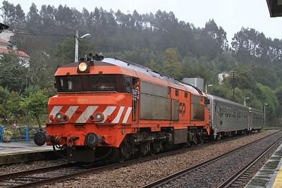 CP 1909, Tamel, 20511 PTG 'Portugal Diesel Farewell 2014' Day 1 - 18/10/14.