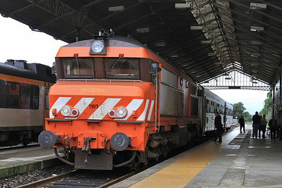 CP 1909, Valença, 20511 PTG 'Portugal Diesel Farewell 2014' Day 1 - 18/10/14.