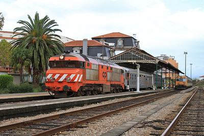 CP 1909, Valença, 20512 PTG 'Portugal Diesel Farewell 2014' Day 1 - 18/10/14.