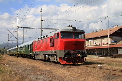 Czech, Slovakian & Polish Railways, 17th-21st September 2015