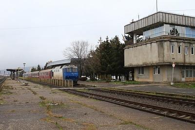 CFR 65-1125, Baia Mare, IR1641 21.05 ex Bucureşti Nord - 22/11/15.