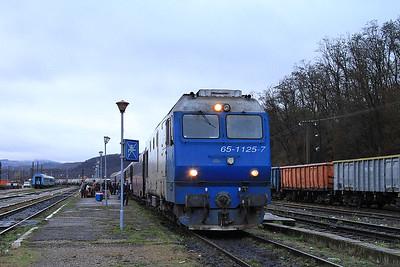 CFR 65-1125, Jibou, IR1641 21.05 Bucureşti Nord-Baia Mare - 22/11/15.