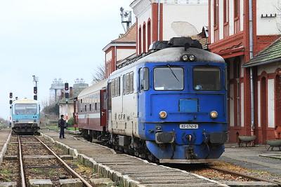 CFR 62-0741, Carei, 4342 11.25 Satu Mare-Valea Lui Mihai - 22/11/15.