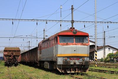 ZSSKC 751083, Šurany, freight - 29/05/15.