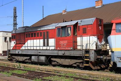 LTS 742112 stabled at Šurany - 29/05/15.