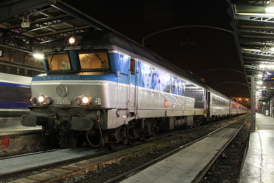 French Railways, 30th October-1st November 2015