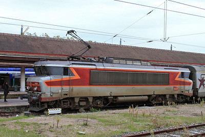 SNCF 15013, Trouville Deauville, 3371 07.45 ex Paris St. Lazare - 30/10/15.