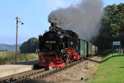 German Railways, 1st-5th October 2015