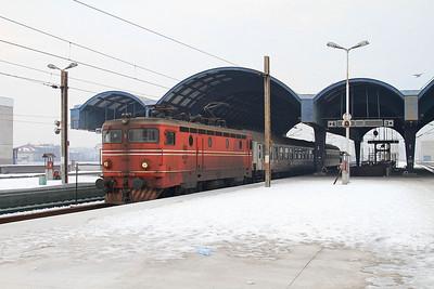 MŽ 441754, Skopje, IC336 08.20 to Beograd - 10/01/15.