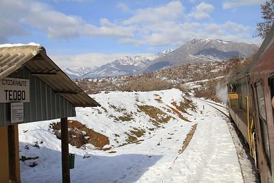 MŽ 661236, Teovo, IR641 06.42 Skopje-Bitola - 10/01/15.