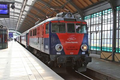 PKP EP07P 2005, Wrocław Gł, R76901 06.12 Poznań-Sklarska Poręba Górna - 24/04/15.