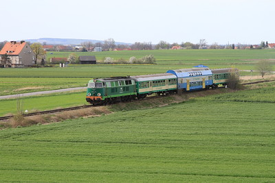 Polish Railways, 24th-26th April 2015