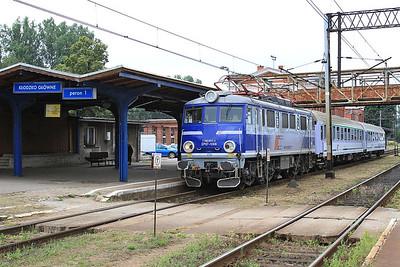 PKP EP07 1068, Kłodzko Gł, TLK66153 13.00 Wrocław-Kodowa Zdrój - 23/07/15.