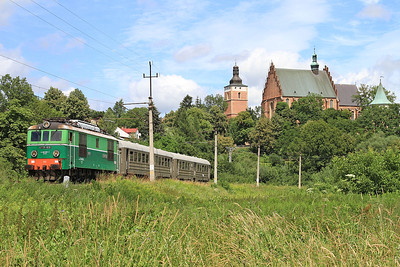 Polish Railways, 23rd-27th July 2015