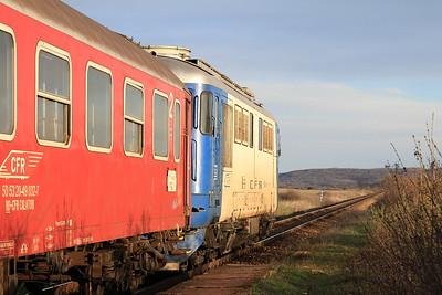 CFR 60-1291 dep Brâhâşoaia, R6404 17.20 Iaşi-Bârlad - 01/04/15.