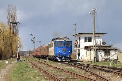 Romanian Railways, 1st-7th April 2015
