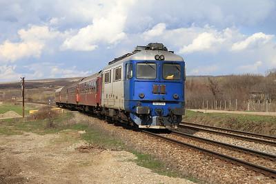 CFR 60-1272 arr Dodeşti, R6314 13.10 Iaşi-Tecuci - 01/04/15.