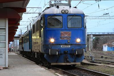 CFR 60-0757, Bacău, R5463 07.16 to Piatra Neamţ - 01/04/15.