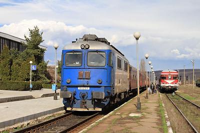CFR 60-1272, Bârlad, R6314 13.10 Iaşi-Tecuci - 01/04/15.