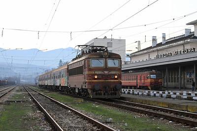 BDZ Cargo 43547, Mezdra, PV20111 14.25 Sofia-Gorna Oryahovitsa - 08/12/16.
