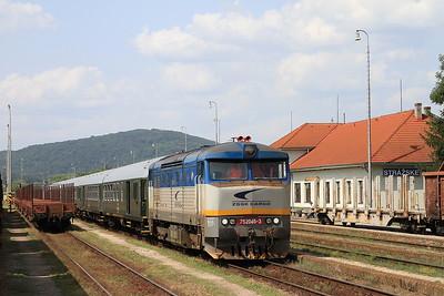 Czech, Slovakian & Polish Railways, 21st-26th June 2016