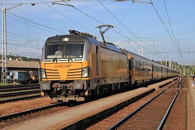 ELOC 193205 arr Spišská Nová Ves, RJ408 17.17 Košice-Bratislava - 21/06/16.