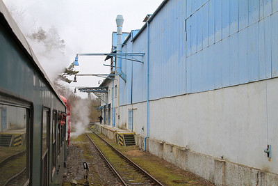 ČD 751001, Mladeč, NFP 'Steaming Through Jeseníky' - Day 1 - 06/02/16.