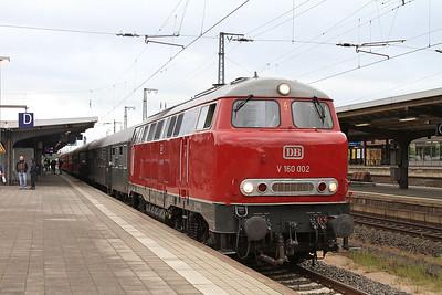 RPRS 216002, Göttingen, DPE62143 05.45 Treysa-Klein Mahner 'Sonderzug' - 15/05/16.