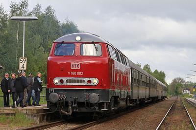 RPRS 216002, Derneburg (Han), DPE62143 05.45 Treysa-Klein Mahner 'Sonderzug' - 15/05/16.