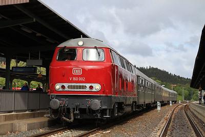 RPRS 216002, Goslar, DPE62143 05.45 Treysa-Klein Mahner 'Sonderzug' - 15/05/16.