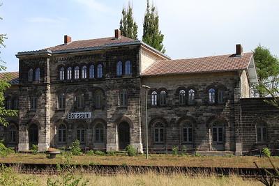 Börssum station building - 15/05/16.
