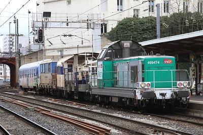 SNCF 69474, Nancy Ville, Engineers train - 23/03/16.