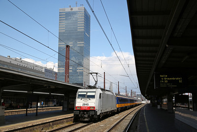 Belgian Railways, 26th April 2017