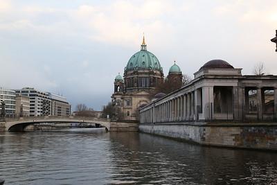 Berliner Dom - 01/03/17.